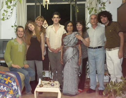 Grupo de Estudio lengua Sánscrita con Premlata Verma